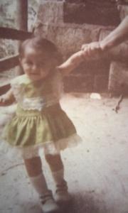 Durante mis primeros años, cuando aún me llamaba Judith