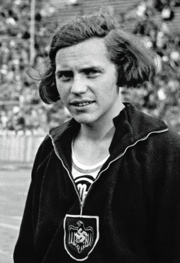 Dora Ratjen en 1937