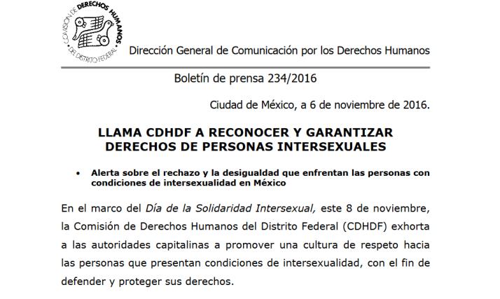 CDHDF comunicado intersex.png