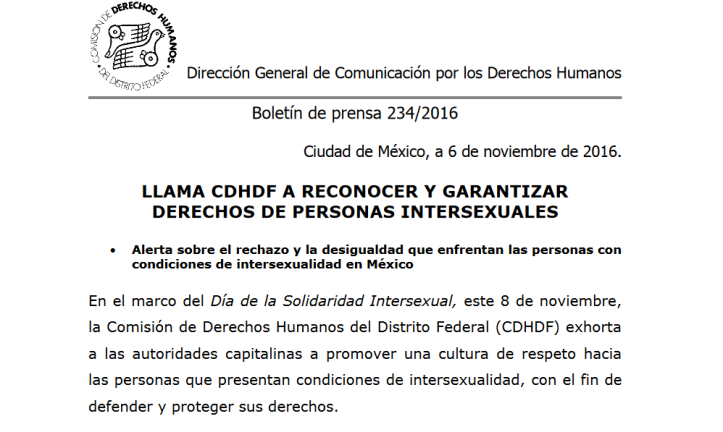 CDHDF comunicado intersex.png