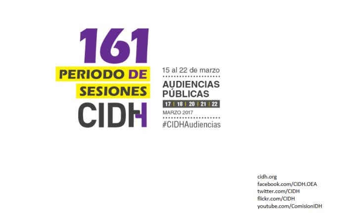 CIDH 161 2017