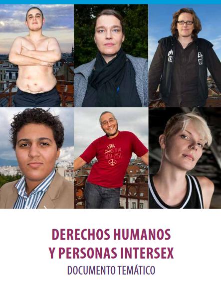 Derechos humanos intersex documento tematico europa