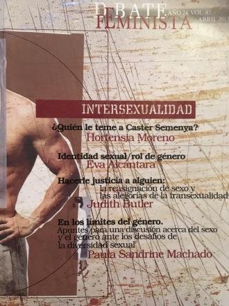 Debate Feminista Intersexualidad