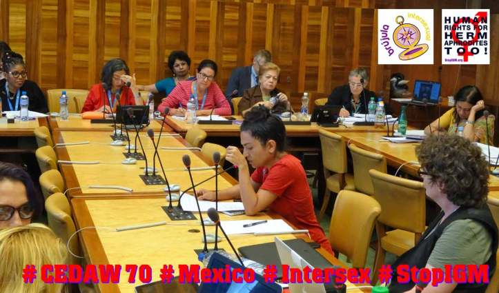 CEDAW70-Intersex-Mexico