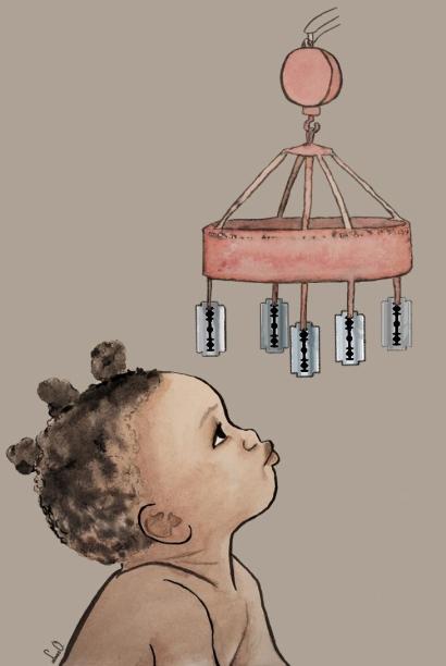 Ilustración-Es-una-niña-Laura-Oliver-Velasco